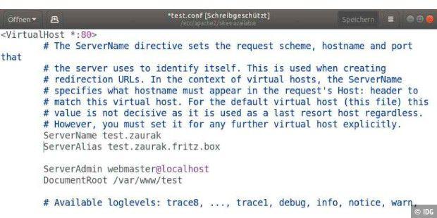 Apache Webserver Auf Linux Installieren So Gehts Pc Welt