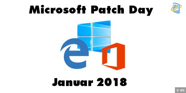 Patch Day im Januar