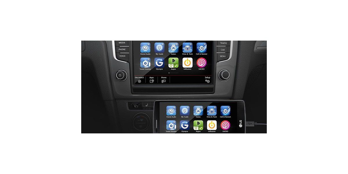 Smartphone-Apps auf dem Autoradio nutzen - PC-WELT
