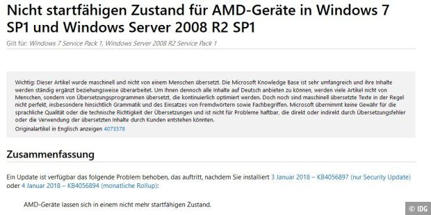 KB4073291 16299.201 und Windows 10 17074.1002 als Insider Update (Manueller Download)