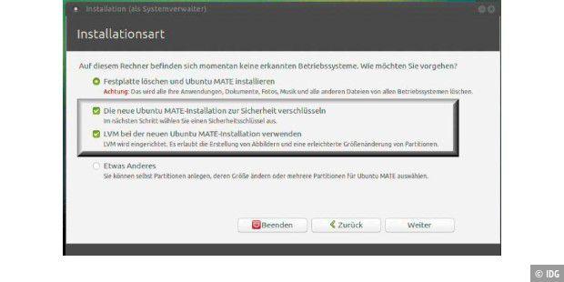 Linux-Verschlüsselung: So sichern Sie Ihre Daten ab - PC-WELT