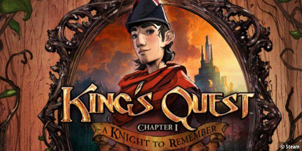 Gratis zum Download: King´s Quest Chapter 1