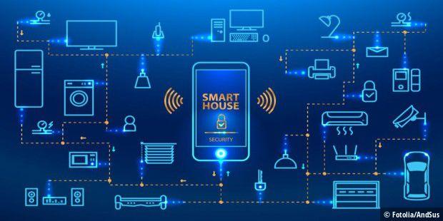 smart home wie sicher ist das smarte zuhause pc welt. Black Bedroom Furniture Sets. Home Design Ideas