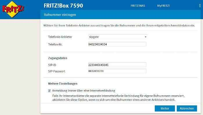 All Ip Anschluss Fritzbox Einrichten Pc Welt