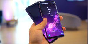 Samsung Galaxy S9 & S9+ im Hands-on / Erster Test