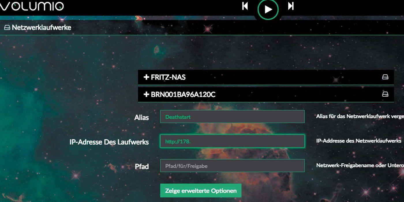 Edna, Ampache und Volumio - Musikserver im Heimnetz - PC-WELT