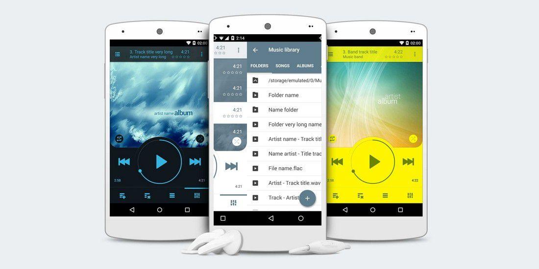 Die Besten Musik Player Für Android Pc Welt