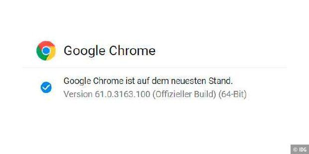 Google chrome musik im hintergrund