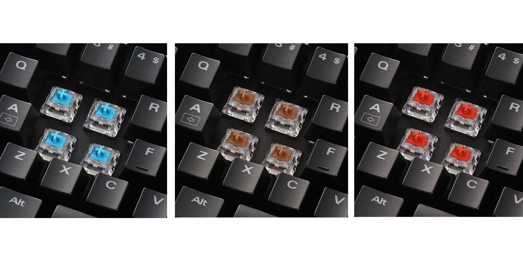 sharkoon skiller sgk3 im praxis test preiswerte gaming tastatur f r einsteiger pc welt. Black Bedroom Furniture Sets. Home Design Ideas