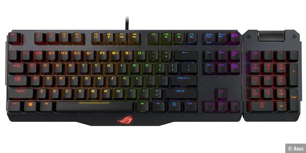 Test: Asus ROG Claymore