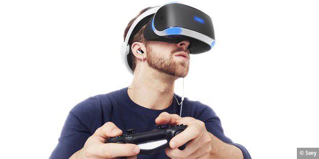 PlayStation VR wird ab morgen dauerhaft im Preis gesenkt