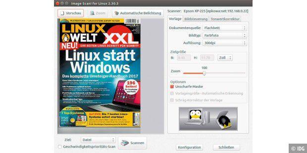 So nutzen Sie Drucker, Scanner und Co  unter Linux - PC-WELT