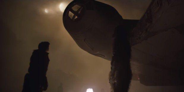 Neuer Solo: A Star Wars Story-Trailer verspricht actionreiches Weltraumabenteuer