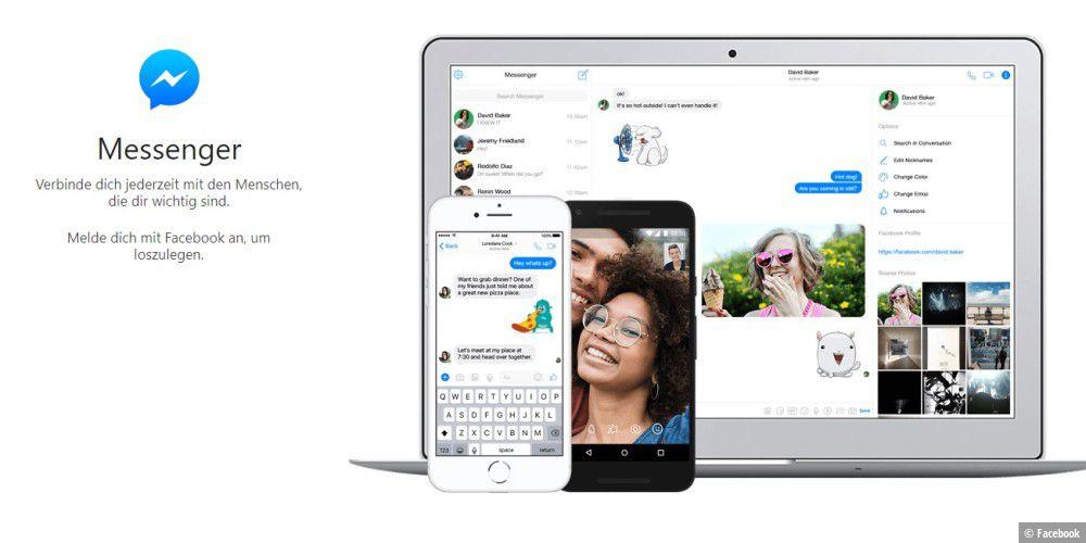 Facebook Messenger Löschen Pc