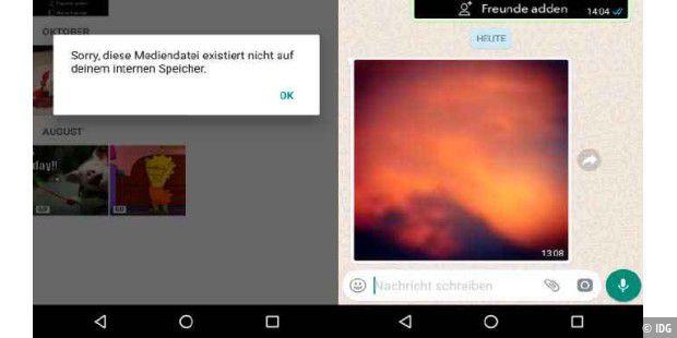 Ohne verschwommen profilbild whatsapp LOVOO Einloggen