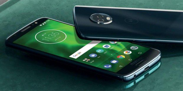 Motorola Moto G6, G6 Play und G6 Plus