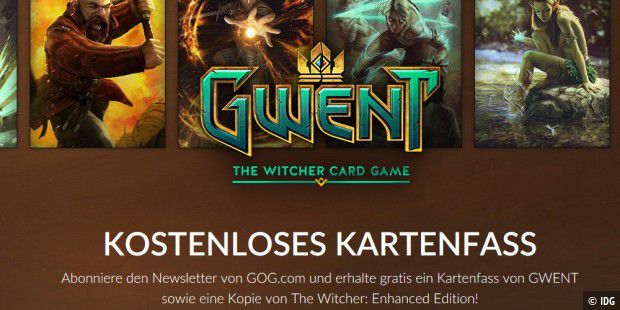 Gog.com verschenkt The Witcher: Enhanced Edition