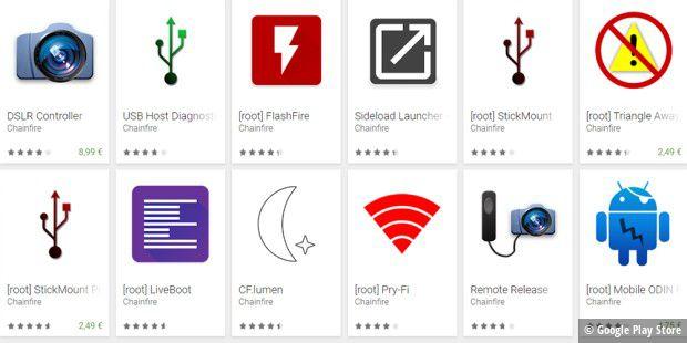Android: Chainfire stellt beliebte Root-Apps ein - PC-WELT