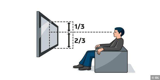 4k optimal einrichten so reizen sie ihr ger t voll aus pc welt. Black Bedroom Furniture Sets. Home Design Ideas