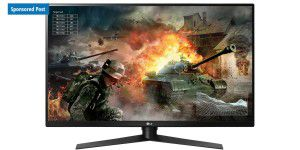 Test: Gaming-Monitor mit G-Sync & 165 Hertz