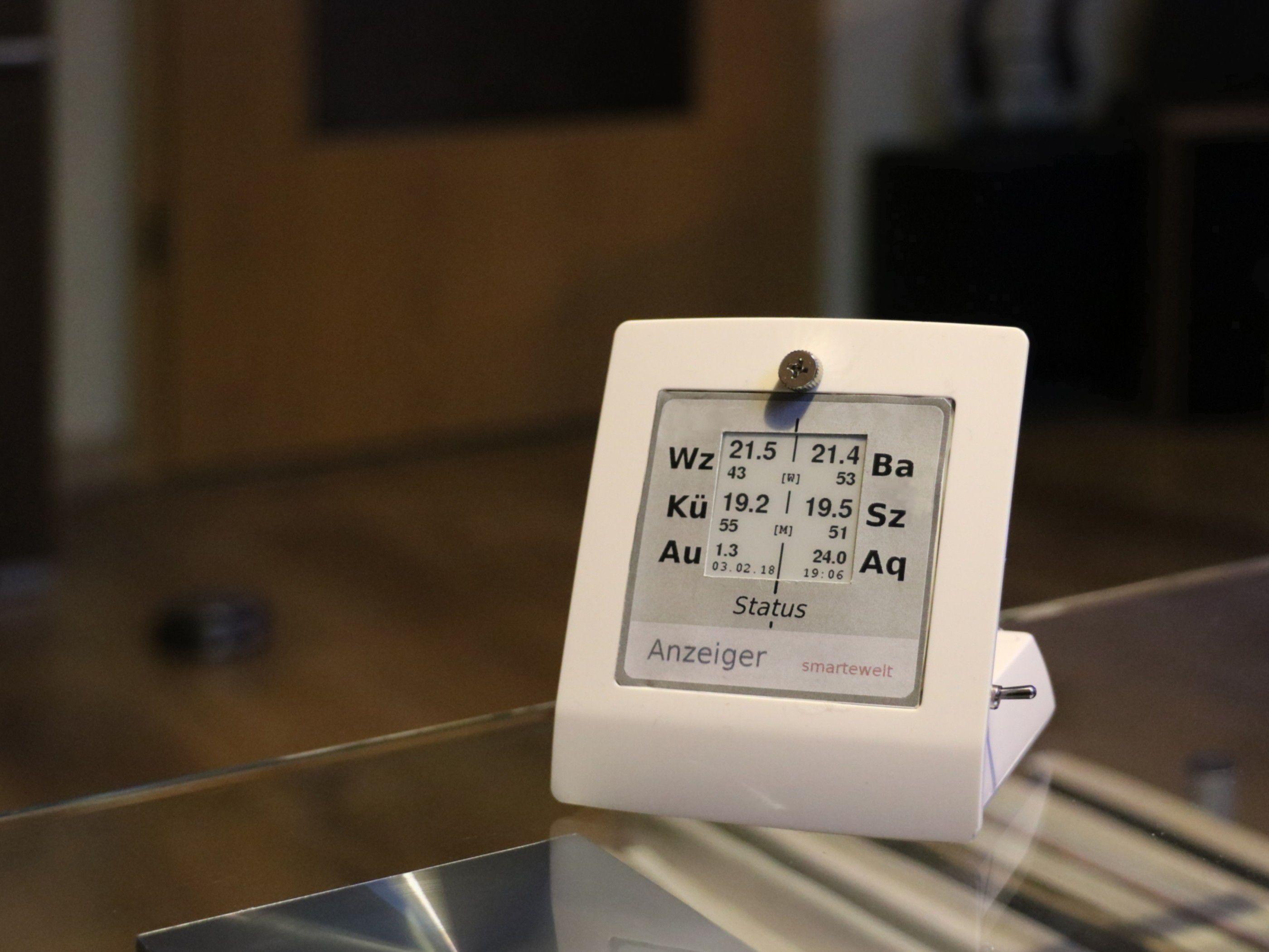 Smart Home: Infodisplay Selber Bauen