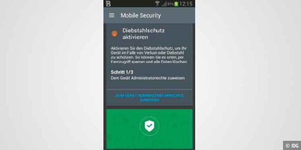 android handy ortung diebstahl