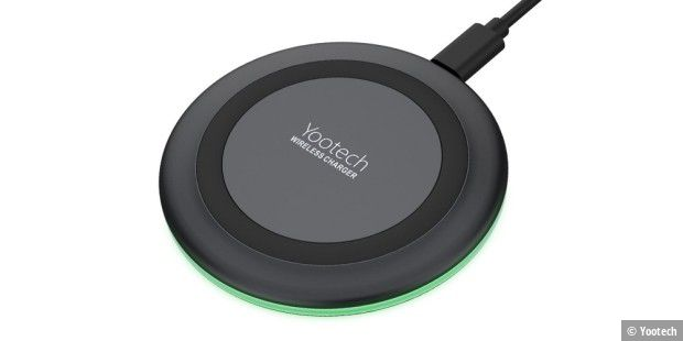 Yootech Wireless Qi-Charger