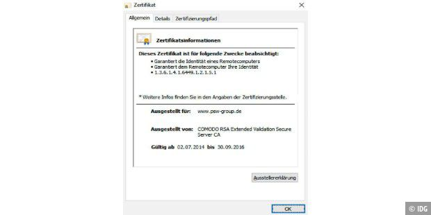 Google Chrome warnt vor immer mehr Websites - PC-WELT