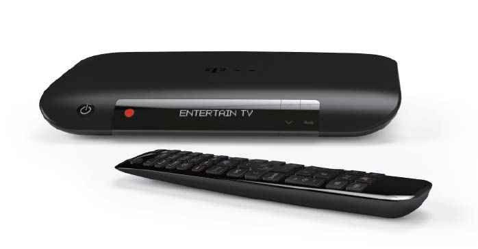 entertain sat receiver