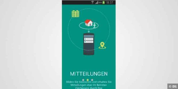 Familien GPS-Ortung Kid Control