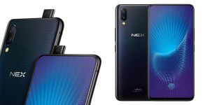 Vivo Nex: Rahmenloses China-Smartphone ohne Notch
