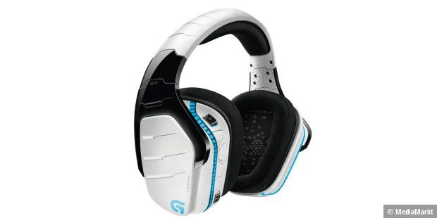 Das Gaming-Headset Logitech G933 Artemis Spectrum
