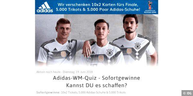 WhatsappWarnung Fake Gewinnspiel Zur 2018 Welt Wm Vor Pc QxdBhtCosr