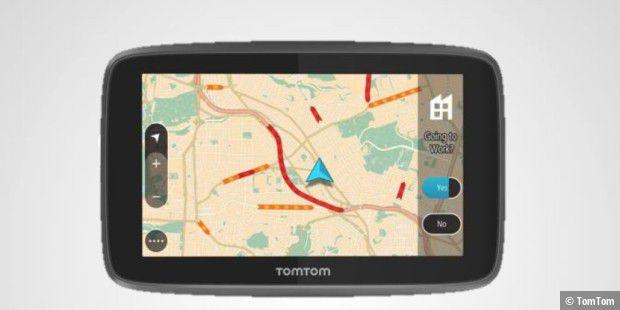 Tomtom Go Camper Im Test Zuverlässiges Smartes Navi Mit Vielen