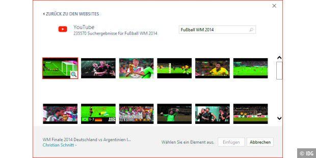 Youtube Video In Powerpoint Prasentation Einbinden Pc Welt