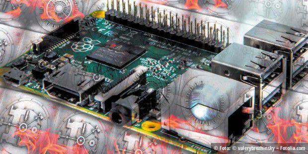 Raspberry Pi als Firewall einrichten - so geht's - PC-WELT