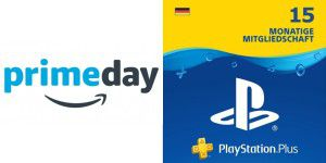 Prime Day: 15 Monate Playstation Plus für nur 39,99 Euro