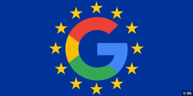 EU-Entscheidung: Google muss Rekordstrafe wegen Android-Missbrauchs zahlen