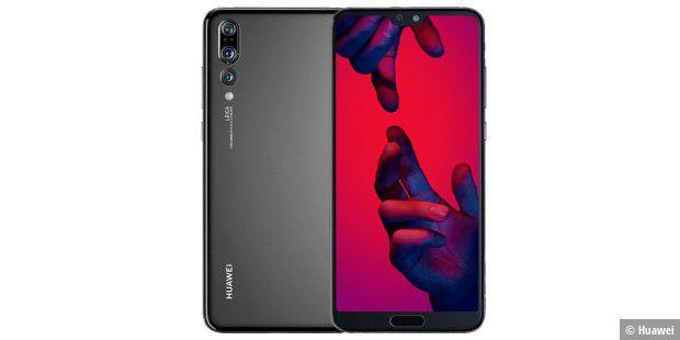 Huawei P20 Pro Mit 10 Gb Tarif Extrem Günstig Bei Media Markt Pc Welt
