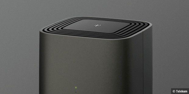 speedport pro neuer hybrid router der telekom pc welt. Black Bedroom Furniture Sets. Home Design Ideas