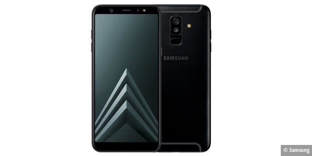 Samsung Galaxy A6 mit Single-Cam