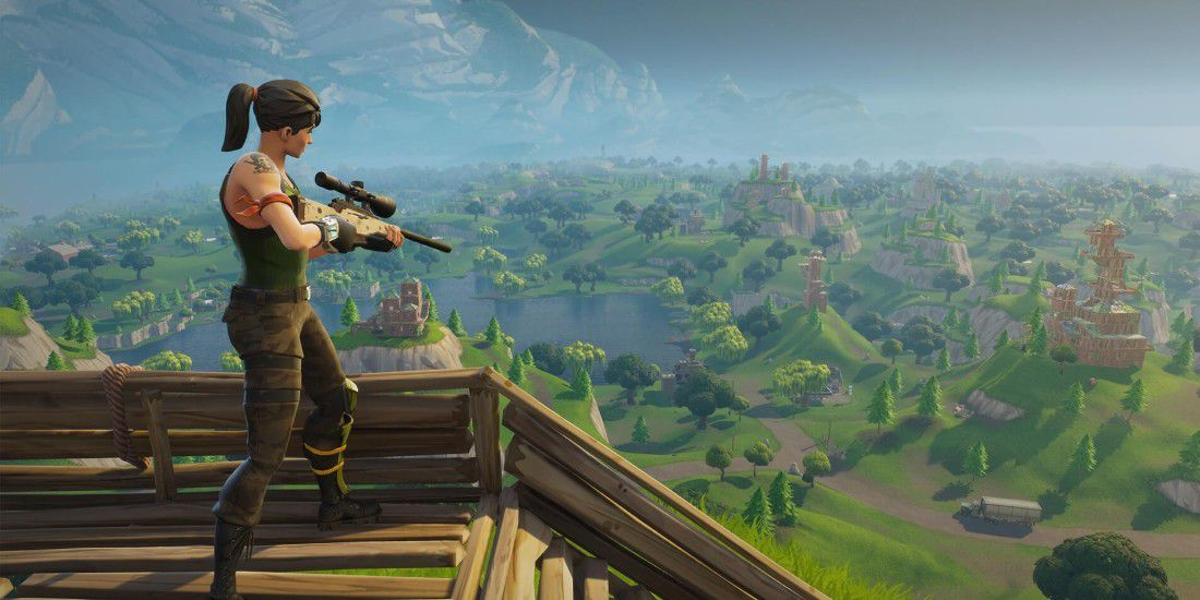 Fortnite Mobile Android Pc Welt