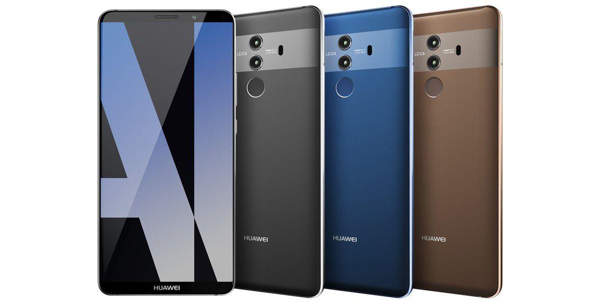 Huawei Mate 10 Pro Besonders Günstig Bei Media Markt Pc Welt