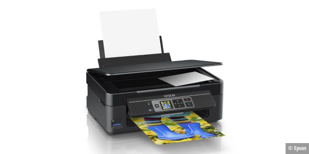 Epson Expression Home XP-452 3-in-1 Tintenstrahl ...