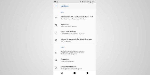 Custom-ROMs mit Android 8 im Überblick - PC-WELT