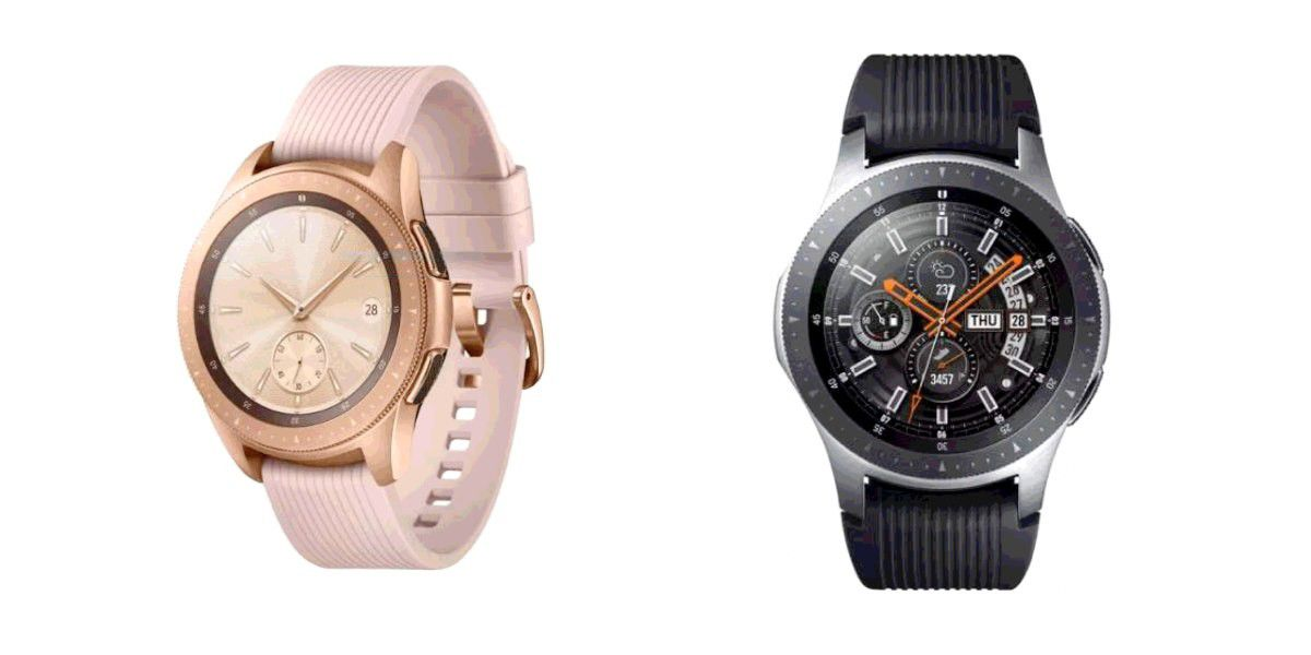 Neue Galaxy Watch