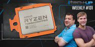 Vier neue Threadripper | Android 9 | Win 10 als Abo?!