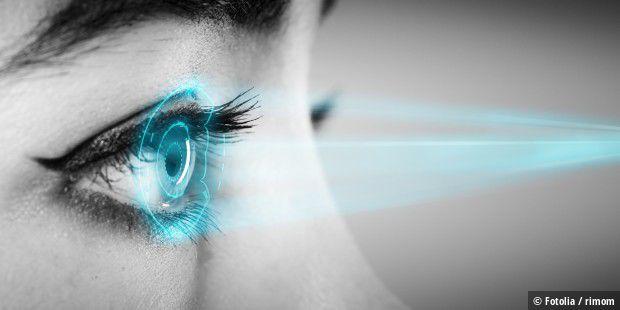 Mama hatte Recht: Das Smartphone macht die Augen kaputt