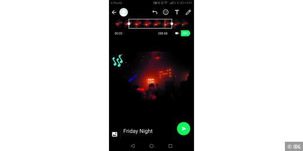 Videos In Whatsapp Versenden Und Bearbeiten Pc Welt
