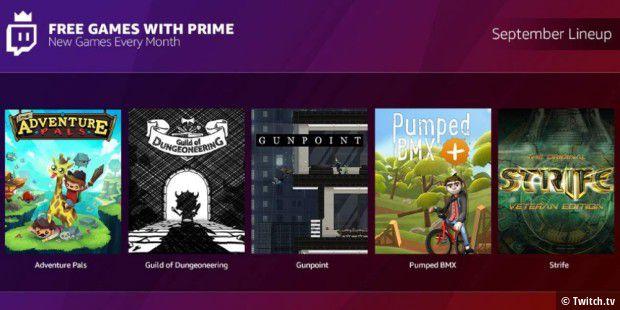 Kostenlose Spiele Amazon Prime